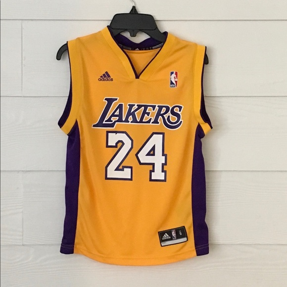 Youth Lakers jersey